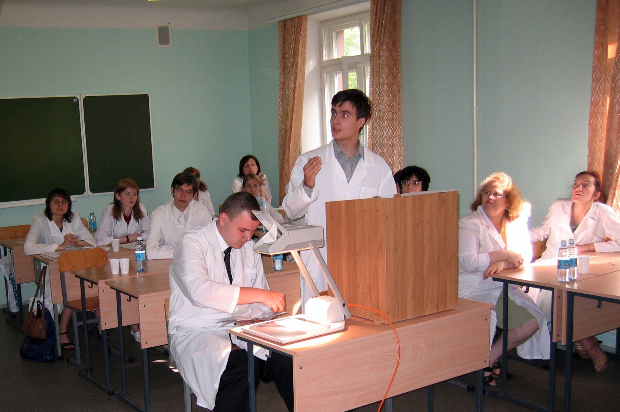 Волгоградский государственный медицинский университет ВолГМУ   Защиты дипломов всегда проходят успешно